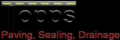 Topps Asphalt Sealing & Paving Inc